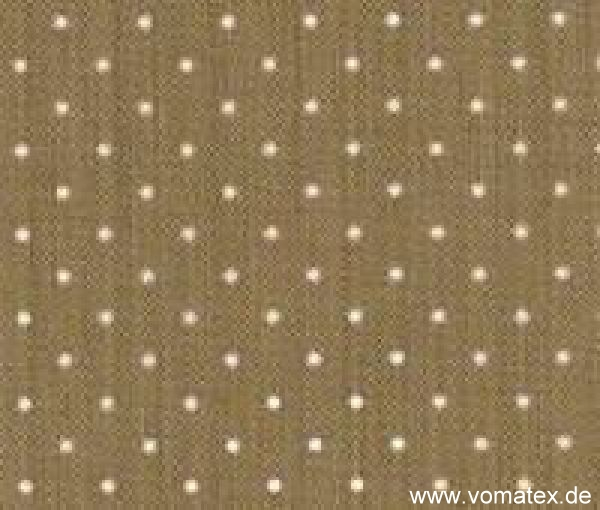PTFE coated glass fabric, brown, perforated -2P-