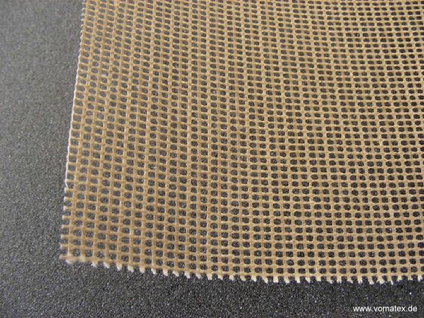 PTFE coated glass mesh fabric 2 x 2 mm