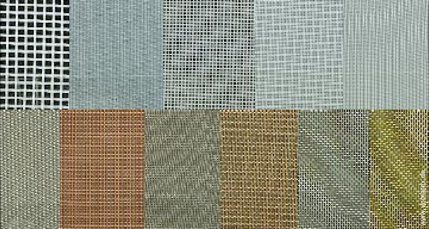 Vomatex wire screen mesh