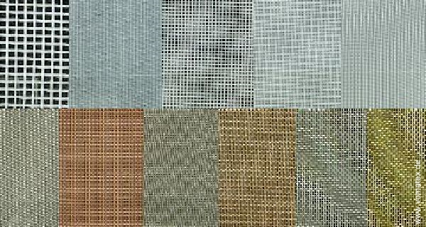 Wire screen mesh